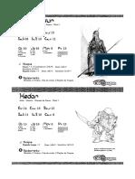8 Pjs Prontos - Old Dragon