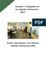 PDI-01 PrimerAcercamiento a Las PDI
