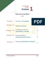 Objetivos Del Bloque