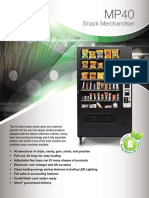 snack vending machines gens40vm