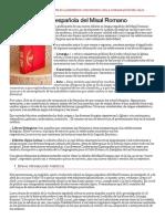 La nueva edición española del Misal Romano _ Desde Mi Campanario.pdf