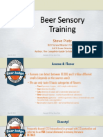 Beer Sensory Training