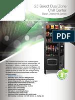 combo pop snack vending machines gencps25vm