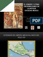 El Género y Otras Encarnaciones en La Antigua Sociedad Mexica
