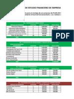 Corrección Estudio Financiero Del Proyecto