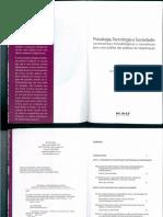 Libro Psicologia Tecnologia Sociedade