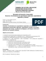 Agenda EFI DFC 2 y 3 Octubre