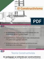 40. El Constructivismo