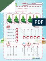 Fichas Navidad TinyTots 1