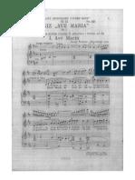 Josip Slavenski - Ave Maria (Voice,Piano,Violin)