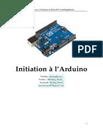 Initiation Arduino