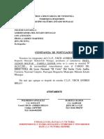 Carta de Postulacion