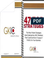 47 Top Strategies