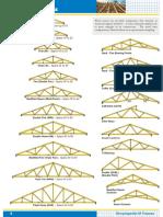 Wood Truss Configuration