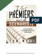 Vos Premiers Pas Scénaristique Version 10 2015