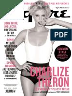 Esquire - July 2014 UK