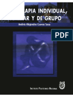 Psicoterapia Individual, Famili - Cuevas Sosa Andres