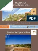 Proyectos Rancho San Ignacio y Ventura, Hermosillo Sonora SLF