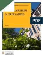 2017 01 20 Scholarships Bursaries