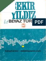 Bekir Yıldız - Beyaz Türkü
