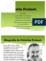 Célestin Freinet Laura