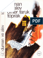 Ömer Faruk Toprak - Duman Ve Alev - May Yay-1968