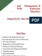 Eendocrine Disorder