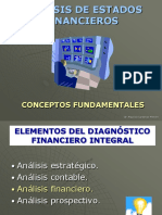 Analisis Estructural de Los Estados Financieros