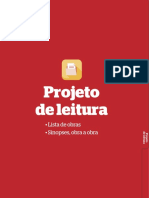Projeto de Leitura-sinopses de Obras-11.º