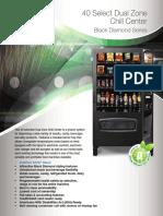 combo pop snack vending machines gencps40vm