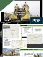 Iglesia San Francisco Lima