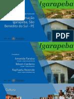 Formação Igarapeba - S. Bend. Do Sul-PE