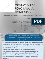 Evidencia 2 apoyo teoría  Prop valor y Mod negocio.pptx