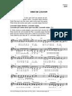 Hino De Louvor, Pe. Alfredo Juvandes.pdf