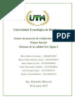 Informe Proyecto I Parcial Control Estadistico de La Calidad
