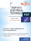 Dgp1013 Electrical Tech Ch 4- Ch5