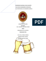 Bioquimica de La Cerveza