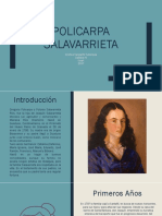 Unidad 4 Policarpa Salavarrieta - Cristina Tangarife