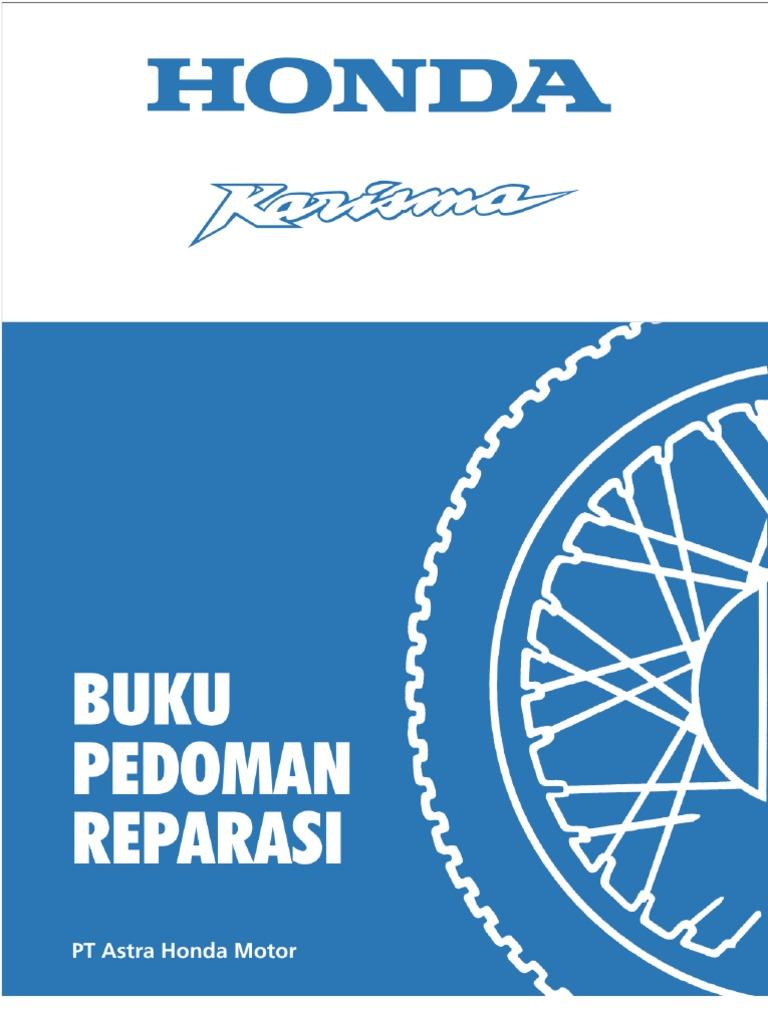 Buku pedoman reparasi honda karisma 125 asfbconference2016 Image collections