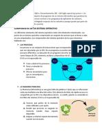 Actividad N° 5 Informe de actividades de aprendizajes