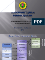 2- Zulfikar_taksonomi Bloom-revisi 2015