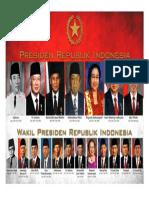 Gambar Presiden RI