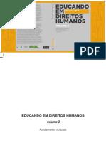 EducandoEmDireitosHumanosV2 -Fundamentos culturais