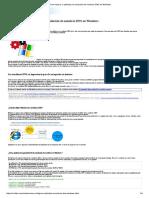Como Mejorar y Optimizar La Resolución de Nombres DNS en Windows
