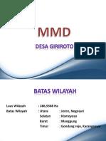 Presentasi Mmd II