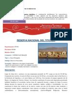 Análisis de La Oferta Final