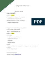 Konfigurasi Otentikasi Folder