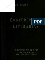 Olavo Bilac - Conferências litterarias - 1865-1918.pdf