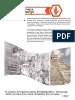 Antropología y Arqueología