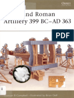 5393755 Campbell D Greek and Roman Artillery 399BC363AD